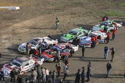Технічна інспекція Каміло Ечеваррія, Coiro Dole Racing Torino та Гільєрмо Ортеллі, JP Racing Chevrol