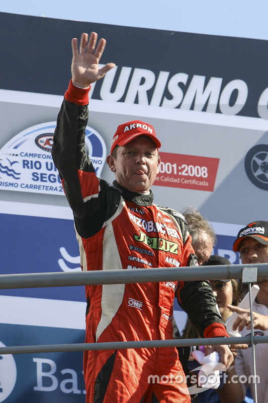 Posisi kedua Guillermo Ortelli, JP Racing Chevrolet