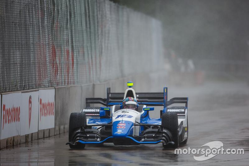 Rodolfo Gonzalez, Dale Coyne Racing, Honda
