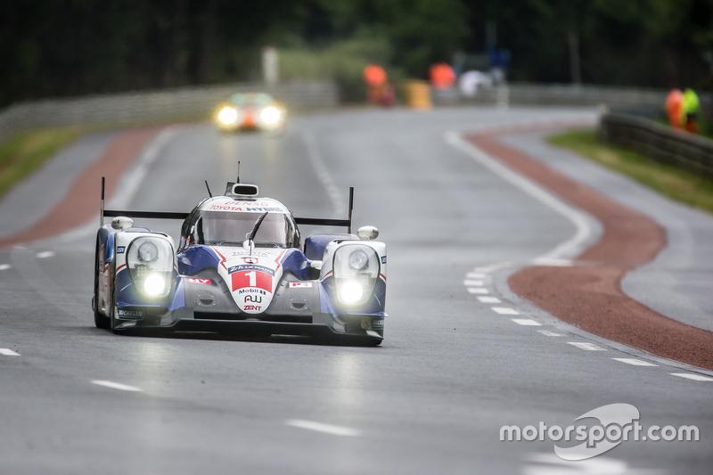#1 Toyota Racing, Toyota TS040 Hybrid: Sébastien Buemi, Anthony Davidson, Kazuki Nakajima, Kamui Kob