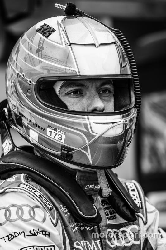 #68 Team AAI, Porsche 911 GT3-RSR: Mike Parisy