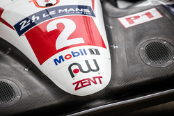 Toyota Racing, Toyota TS040 Hybrid: Detail der Frontpartie