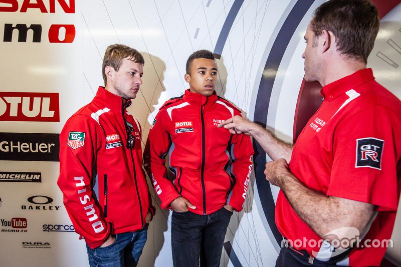 Nissan Motorsports: Mark Shulzhitskiy und Jann Mardenborough