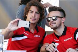 Роберто Мері, Manor F1 Team з напарником по команді Уілл Стівенс, Manor F1 Team