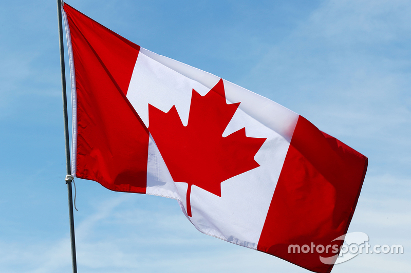 le drapeau canadien gp du canada photos formule 1. Black Bedroom Furniture Sets. Home Design Ideas