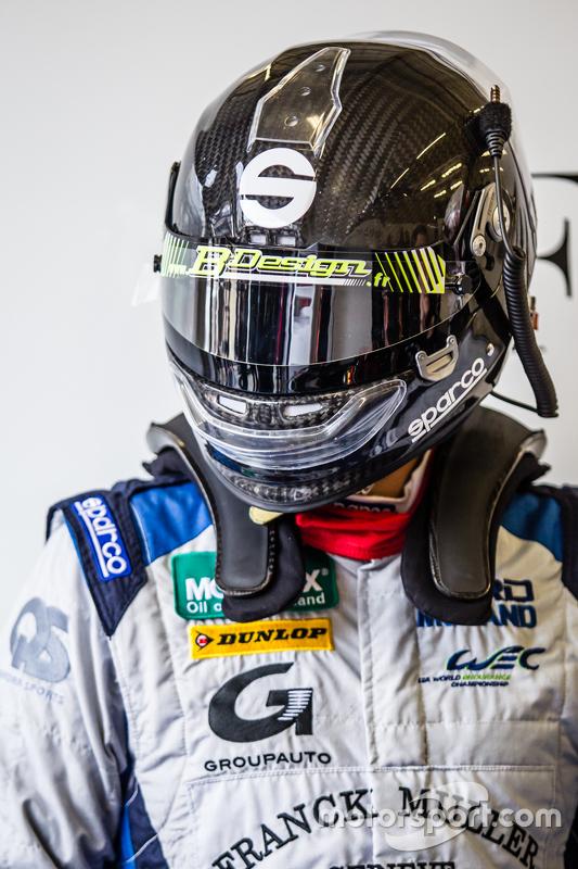 #43 Team SARD-Morand, Morgan LM P2 EVO: Pierre Ragues