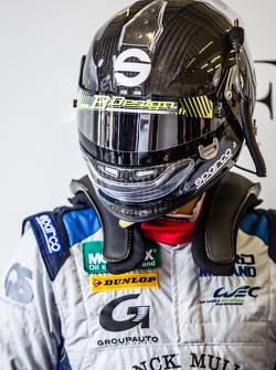 #43 Team SARD-Morand Morgan LM P2 EVO: Pierre Ragues