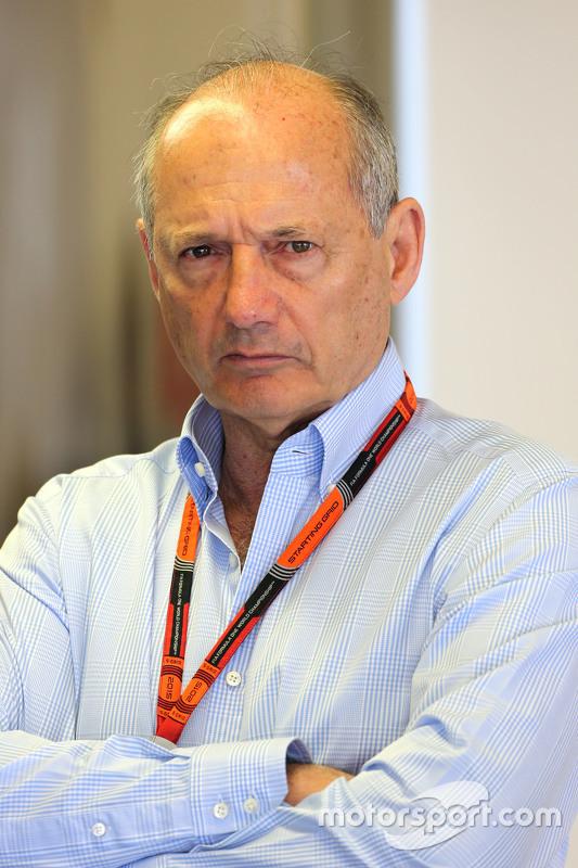 Ron Dennis, McLaren Honda
