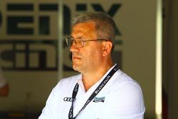 Ernst Moser, chefe da Phoenix Racing