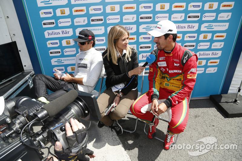 Нельсон Піке мол.., China Racing та Лукас ді Грассі, Audi Sport Team Abt