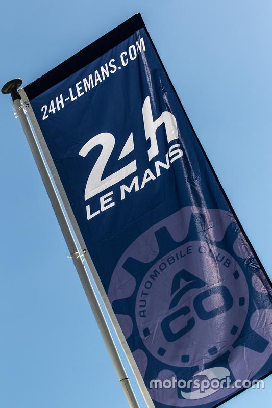 24 Stunden von Le Mans: Logo