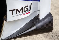 #2 Toyota Racing Toyota TS040 Hybrid detail aerodinamika