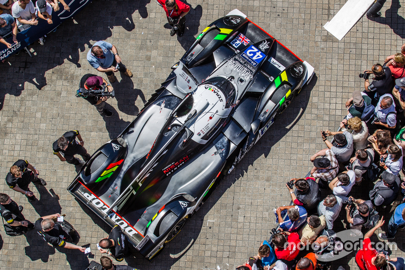 #42 Strakka Racing Strakka-Dome S103