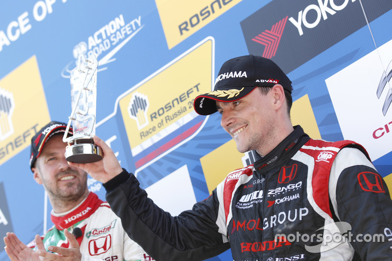 3. Norbert Michelisz, Honda Civic WTCC, Zengo Motorsport