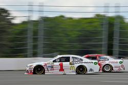 Jamie McMurray und Kyle Larson, Chip Ganassi Racing, Chevrolet