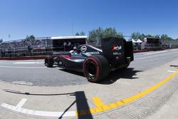 Fernando Alonso, McLaren Honda