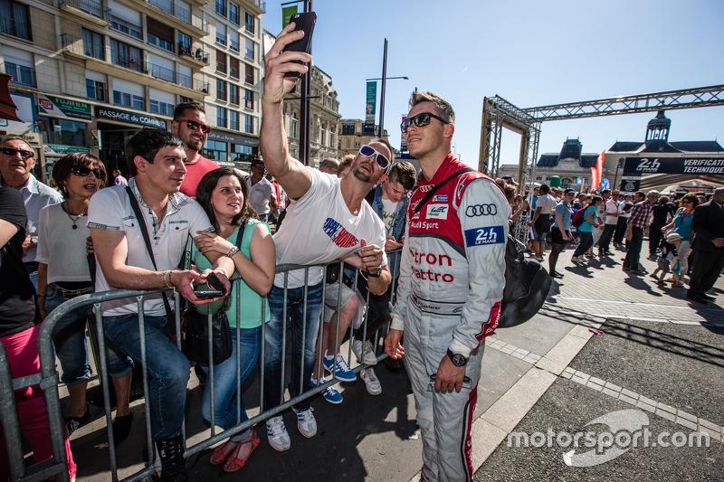 Audi Sport Team Joest: André Lotterer