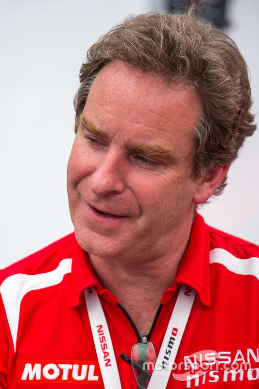 Ben Bowlby, Diretor da Nissan Motorsports LMP