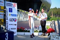 Никита Мазепин, Josef Kaufmann Racing, третий