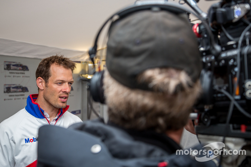 Toyota Racing: Alexander Wurz