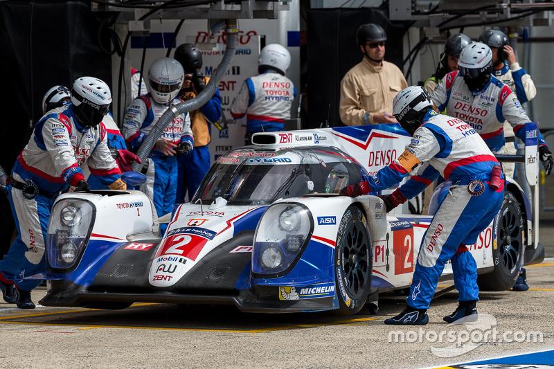 2015: #2 Toyota Racing Toyota TS040 Hybrid: Alexander Wurz, Stéphane Sarrazin, Mike Conway