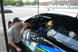 David Gilliland and Matt Brabham