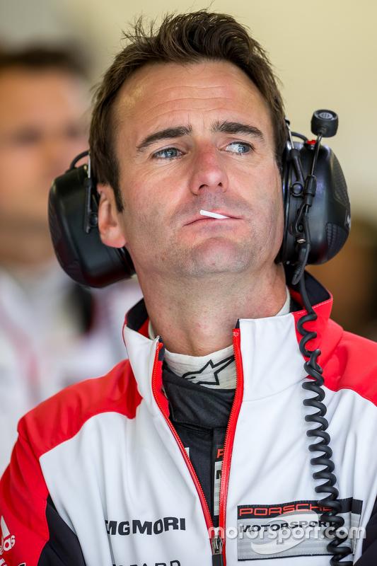Porsche Team: Romain Dumas