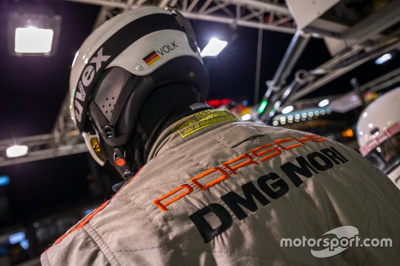 Kru pit Team Porsche
