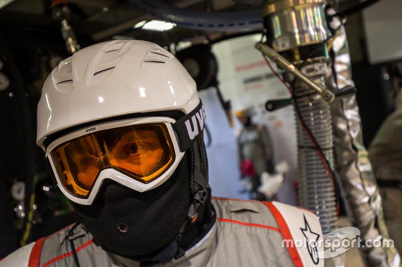 Porsche Team, Boxencrew