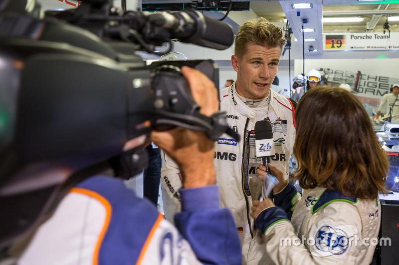 Porsche Team: Nico Hülkenberg