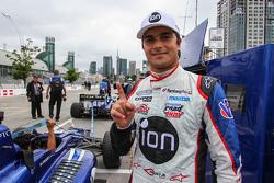 Polesitter Nelson Piquet Jr., Carlin