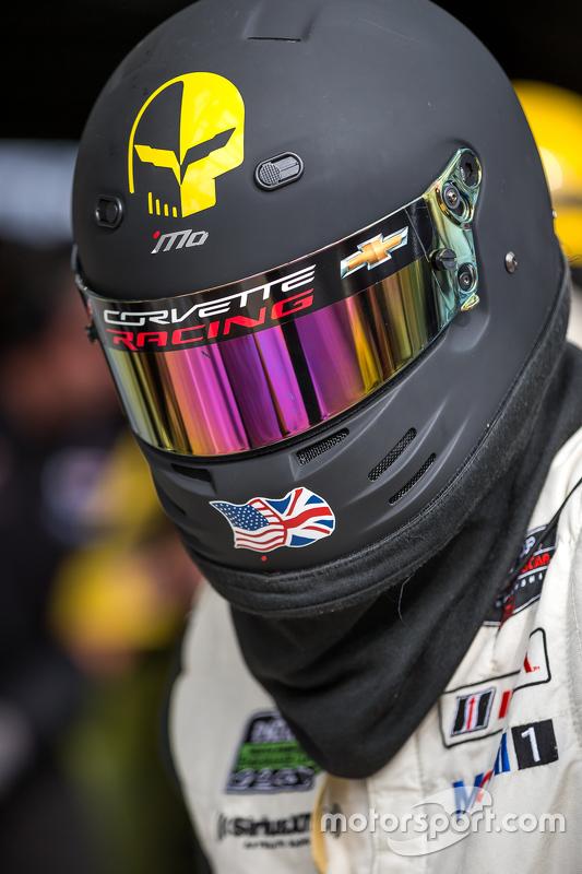 Corvette Racing, Boxencrew