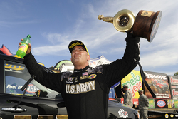 Top Fuel winner Tony Schumacher