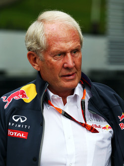 Dr. Helmut Marko, Red Bull Motorsport, Berater