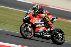 Davide Giugliano, Ducati Superbike Team