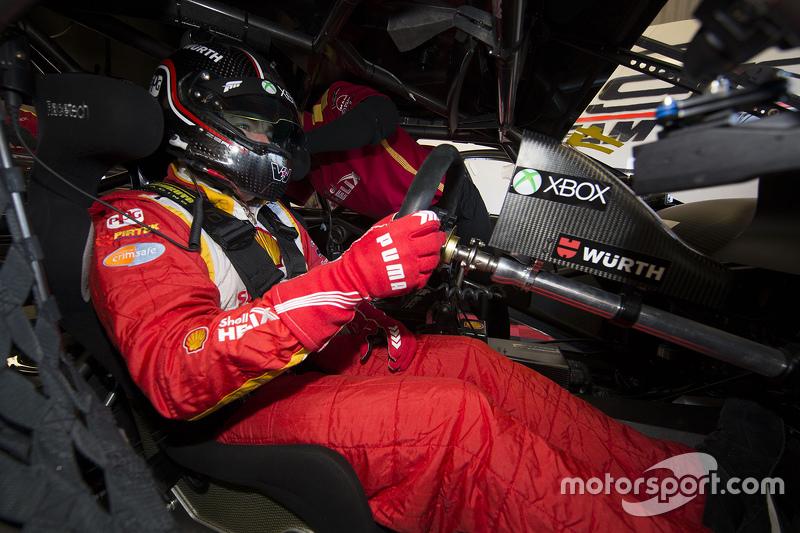 Marcos Ambrose, Team Penske, Ford