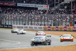 #88 Abu Dhabi Proton Competition Porsche 911 RSR: Christian Ried, Klaus Bachler, Khaled Al Qubaisi