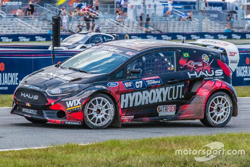 Nelson Piquet jr., SH Racing Rallycross, Ford