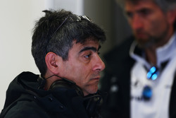 Peter Prodromou, McLaren Chief Engineer