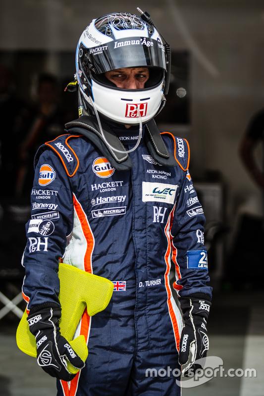#97 Aston Martin Racing Aston Martin Vantage GTE: Darren Turner