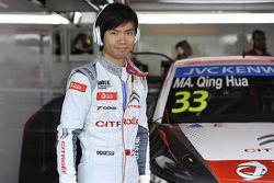 Ma Qing Hua, Citroën C-Elysée WTCC, Citroën World Touring Car team