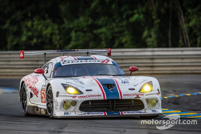 #53 Riley Motorsports Dodge Viper GTS-R: Бен Кітінг, Йерун Блекемолен, Марк Міллер
