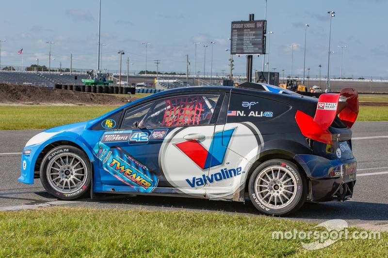 Nur Ali, AF Racing Ford