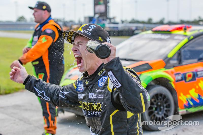 Pemenang balapan, Tanner Foust, Andretti Autosport Volkswagen