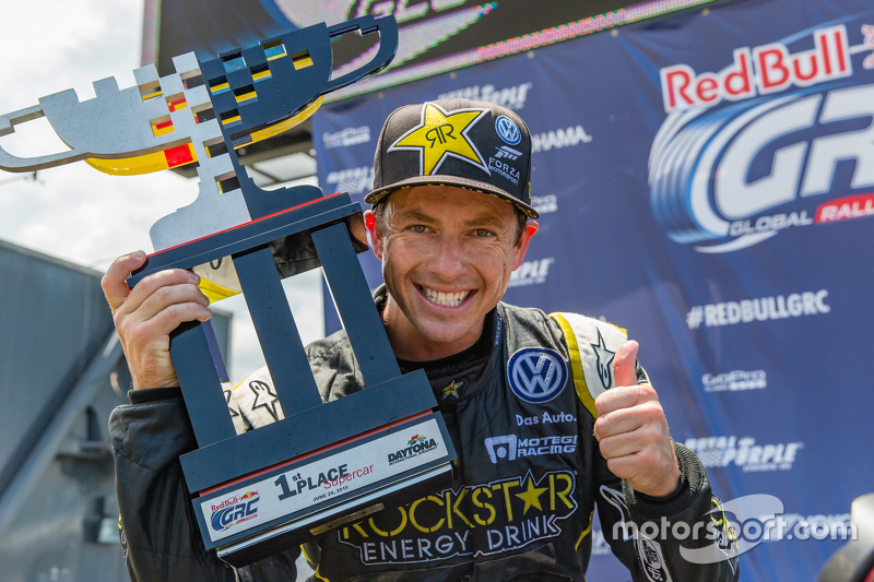 1. Tanner Foust, Andretti Autosport, Volkswagen
