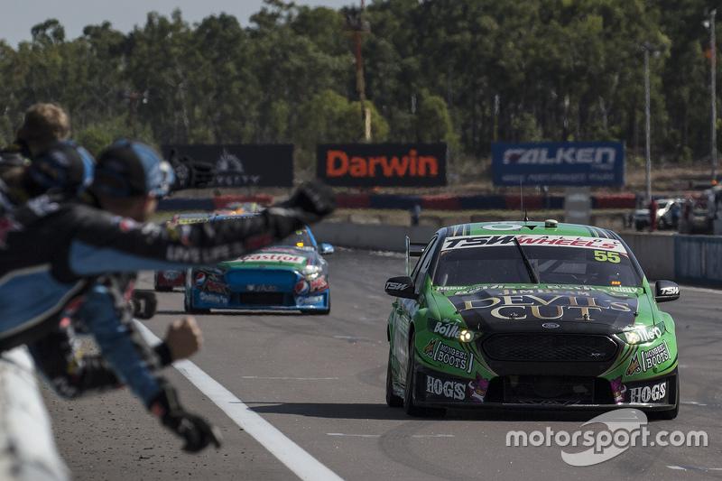 David Reynolds, Rod Nash Racing, Ford, siegt