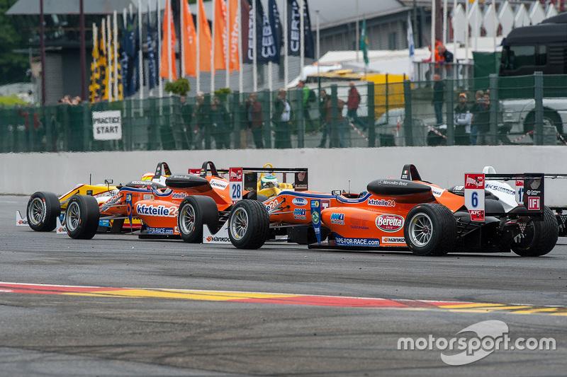Максиміліан Гюнтер, kfzteile24 Mücke Motorsport Dallara F312 - Mercedes-Benz