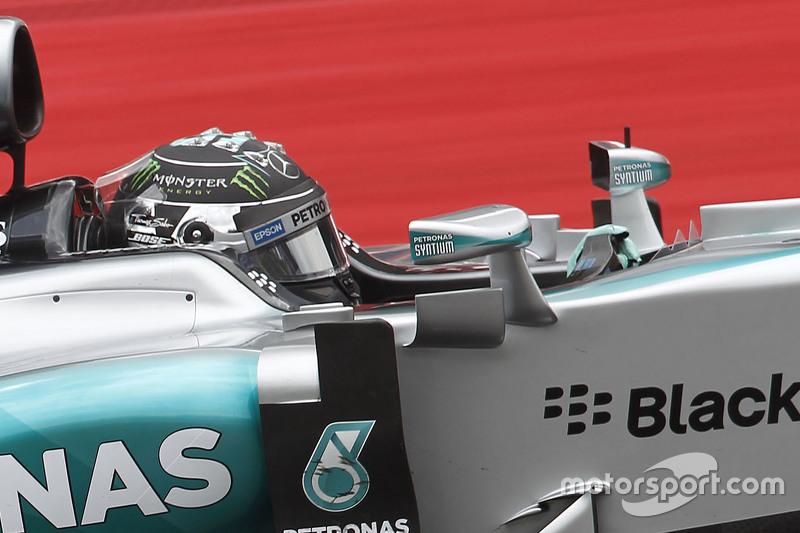 15º Nico Rosberg - 16 carreras - De Mónaco 2016 a Abu Dhabi 2016 - Mercedes