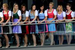 Lovely Austrian girls