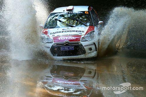 Australische Rally-Meisterschaft: Queensland